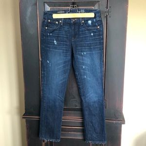 J Crew Broken In Boyfriend Jean